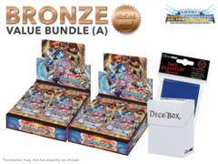 FC-Buddyfight D-BT04 Bundle (A) Bronze - Get x2 Shine! Super Sun Dragon!! + FREE Bonus Items
