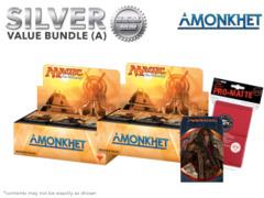 MTGAKH Bundle (A) Silver - Get x2 Amonkhet Booster Box + FREE Bonus * PRE-ORDER Ships Apr.28