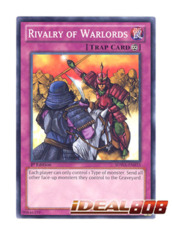 Rivalry of Warlords - SDWA-EN033 - Common - 1st Edition