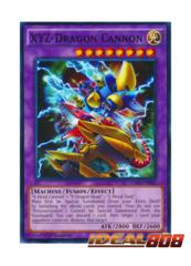 XYZ-Dragon Cannon - SDKS-EN042 - Common - 1st Edition