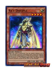 Ra's Disciple - DRL3-EN052 - Ultra Rare