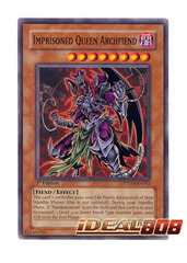 Imprisoned Queen Archfiend - Common - PTDN-EN032 (1st Edition) on Ideal808