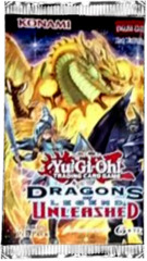 Dragons of Legend: Unleashed (1st Edition) Booster Pack
