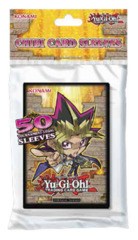 Konami Yugioh Chibi Yugi Moto Sleeves Small Sleeves (50ct)
