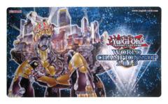 2013 World Championship Grandopolis, The Eternal Golden City Playmat