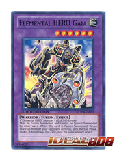 Elemental Hero Gaia - Super - CT08-EN011 on Ideal808