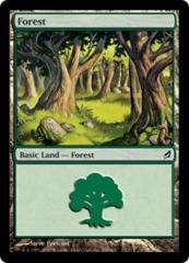 Forest (300) - Foil on Ideal808