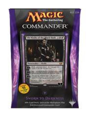 Commander 2014: Sworn to Darkness (Black) feat. Ob Nixilis of the Black Oath