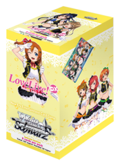 Love Live! DX ~School Idol Festival ver.E~ (English) Weiss Schwarz Booster Box