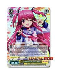 Passionate Girl, Yui [AB/W31-E014R RRR (FOIL)] English