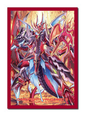 Bushiroad Cardfight!! Vanguard Sleeve Collection (70ct)Vol.204 Supreme Heavenly Emperor, Dragonic Overlord