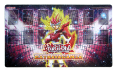 2013 Yugioh Extravaganza Zexal Yuma Playmat