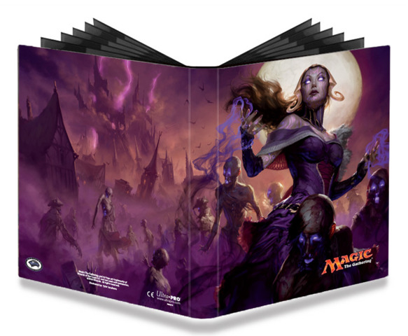 Magic the Gathering Eldritch Moon Ultra Pro 9-Pocket Album - Liliana Key Art (#86395)