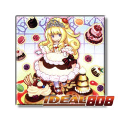 Madolche Puddingcess - Ultra Rare - REDU-EN026 (1st) **Pre-Order Ships August 29 on Ideal808
