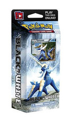 Pokemon Black and White Theme Deck Blue Assault [Galvantula] on Ideal808