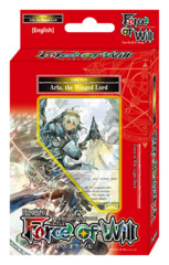 A02 Arla, the Winged Lord (English) Force of Will Light Starter Deck