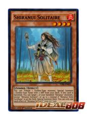 Shiranui Solitaire - TDIL-EN031 - Ultra Rare - 1st Edition