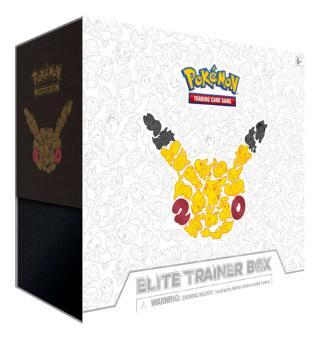 Pokemon TCG Generations Elite Trainer Box - Pikachu 20