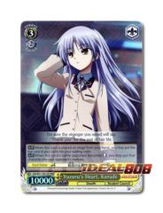 Yuzuru's Heart, Kanade [AB/W31-E012R RRR (FOIL)] English