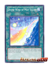 Divine Wind of Mist Valley - STOR-EN059 - Common - Unlimited Edition