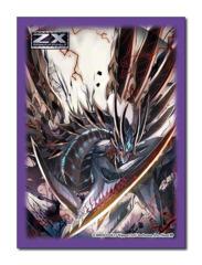 Z/X Zillions of Enemy X [Devastation Dragon Realmrazor] Broccoli Large Sleeves (60ct)