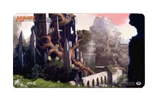 MTG Gatecrash Gruul Clans Ultra Pro Playmat on Ideal808