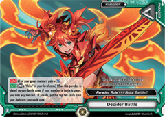Decider Battle - BT02/109EN - PxR - Parallel