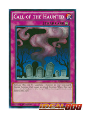 Call of the Haunted - SDKS-EN037 - Common - 1st Edition