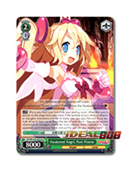 Awakened Angel, Pure Flonne [DG/EN-S03-E053SP SP (SIGNED FOIL)] English
