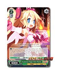 Awakened Angel, Pure Flonne [DG/EN-S03-E053SP SP (SIGNED FOIL)] English