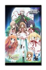 Rewrite | TVアニメ (Japanese) Weiss Schwarz Booster Pack