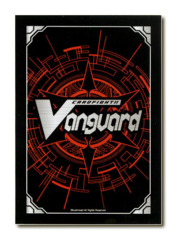 Bushiroad Cardfight!! Vanguard Sleeve Collection (53ct) Limited Edition Red Cardfight Logo