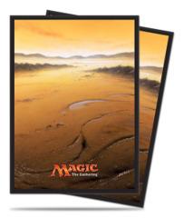 Magic the Gathering MANA 5 Ultra Pro Sleeve 80ct. - Plains (#86454)