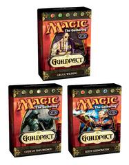 Guildpact Precon Theme Deck Set (All 3)