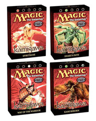 Champions of Kamigawa Precon Theme Deck Set (All 4) on Ideal808