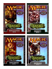 Torment Precon Theme Deck Set (All 4) on Ideal808
