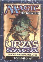 Urza's Saga Tombstone Precon Theme Deck