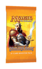 Dragon's Maze Booster Pack on Ideal808