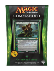 Commander 2014: Guided by Nature (Green) feat. Freyalise, Llanowar's Fury
