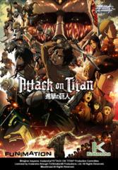 Weiss Schwarz Attack on Titan (English) Weiss Schwarz Trial Deck