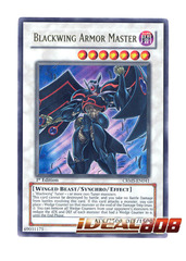 Blackwing Armor Master - Ultra - CRMS-EN041 (Unlimited) on Ideal808
