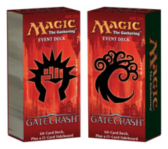 Gatecrash Event Deck:  Set of 2 on Ideal808