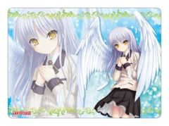 Angel Beats [Angel/Kanade Tachibana] Ver.2 Broccoli Playmat