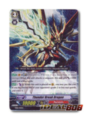 Thunder Break Dragon - TD06/001EN - TD (Foil ver.)