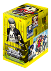 P4: Persona 4 ver.E (English) Weiss Schwarz Booster Box