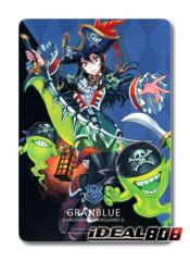 Granblue - Clan Card - Vampire Princess of Night Fog, Nightrose - G-TD08