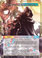 Sol, Dark Commander of Steam // Sol, Hierophant of the Helio Star [LEL-087 R (Uber Rare Ruler)] English