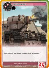 Bombardment - VIN002-018 - SR