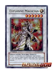 Explosive Magician - SOVR-EN044 - Ultra Rare - Unlimited Edition