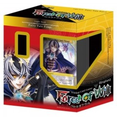 L01 Fairy Tale Force (English) Force of Will Light Starter Deck